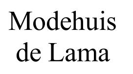 Modehuis de Lama